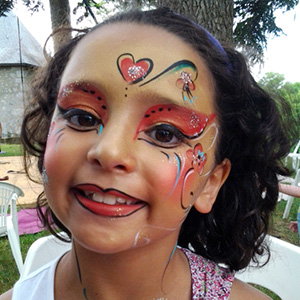photographie maquillage enfants