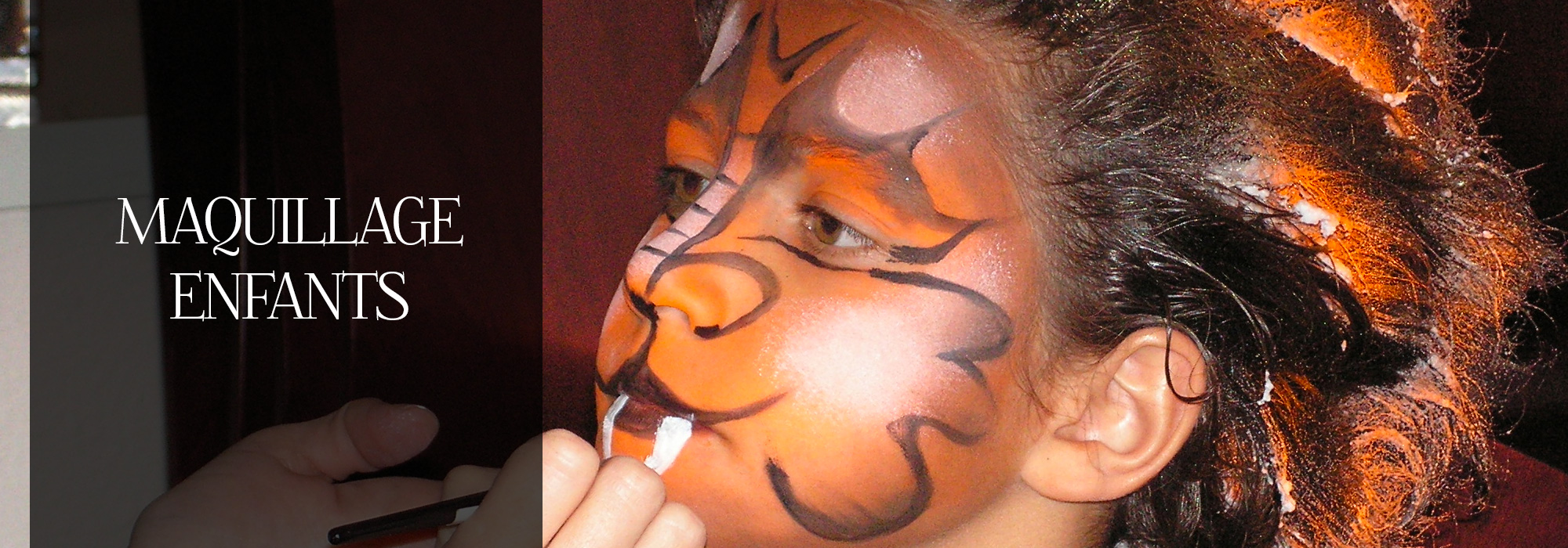 Maquillage d'enfants